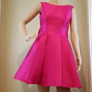 Kate Spade Open Back Silk Mini Dress size 2